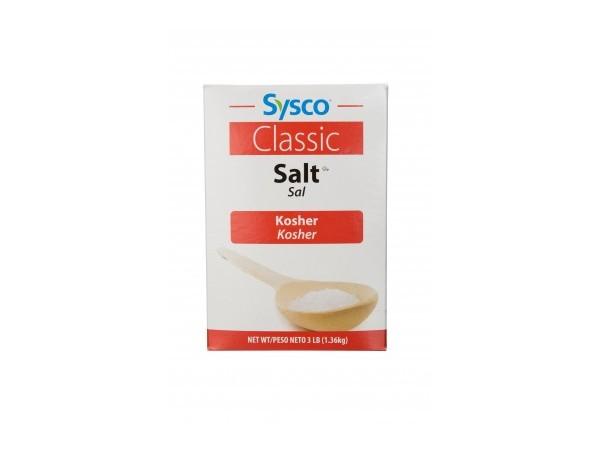 SYSCO KOSHER SALT