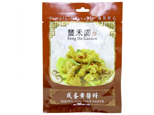 FENG HE GARDEN SALTED EGG YOLK PASTE