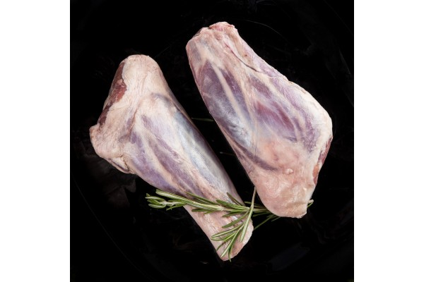 CANTERBURY NZ LAMB BONE-IN FORE SHANK (CHILLED) 600-700G