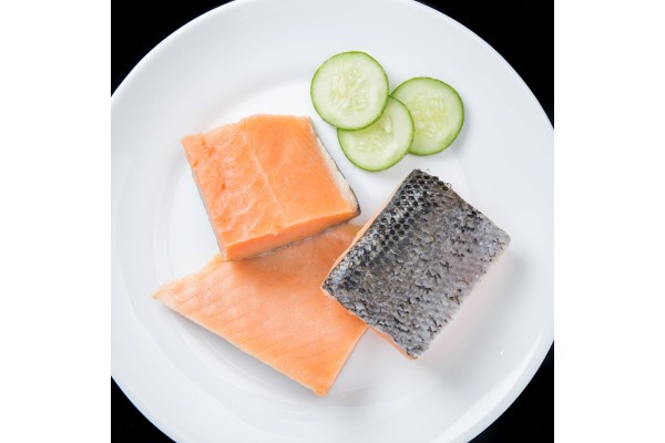 CHURO SALMON FILLET 500G